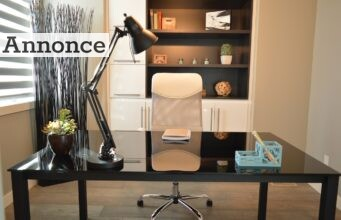 kontormøbler hjemmekontor bedste